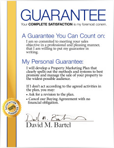 Real Estate Seller Guarantee