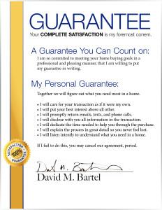 Real Estate Buyer Guarantee