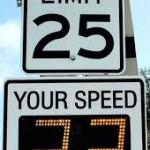 Adopt a Speed Board in Roseville.